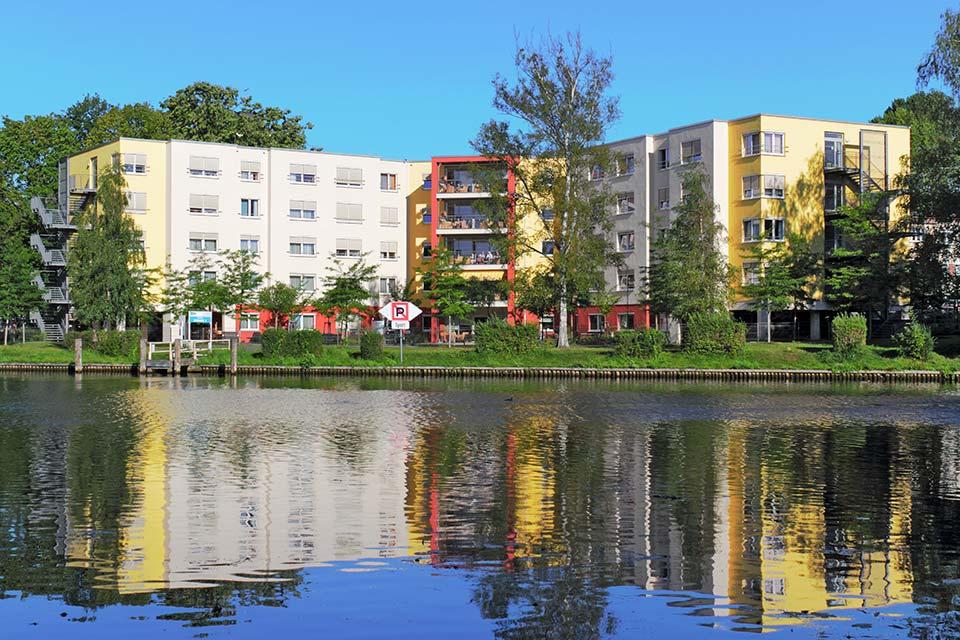 Die Abschreibung darf nur vom Gebäudewert einer Immobilie berechnet werden.
