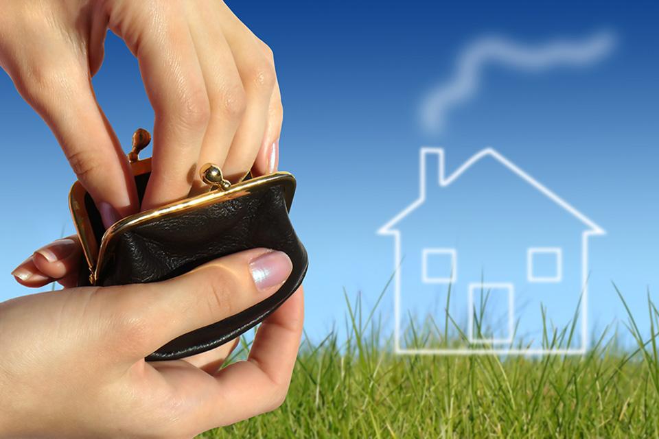 Ohne Nachweis eines anderen Aufteilungsverhältnisses sind von den Anschaffungskosten eines bebauten Grundstücks 40 % als Anteil des Grund und Bodens auszuscheiden.