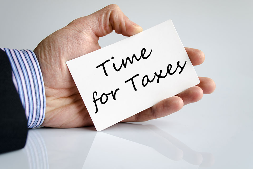 Zahlungen aus dem Jahr 2017 müssen in elektronischer Form bis Ende Februar 2018 übermittelt werden.