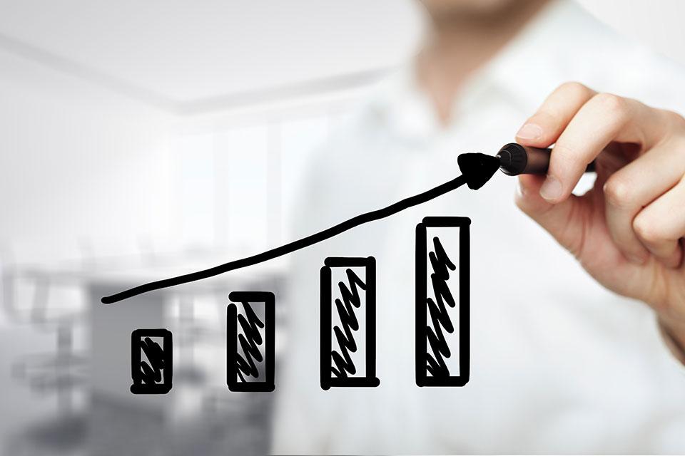 Seit 9.1.2017 kann die KMU-Investitionszuwachsprämie beantragt werden.