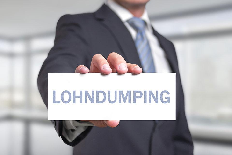 Das neue Lohn- und Sozialdumping-Bekämpfungsgesetz (LSD-BG) tritt mit 1.1.2017 in Kraft.