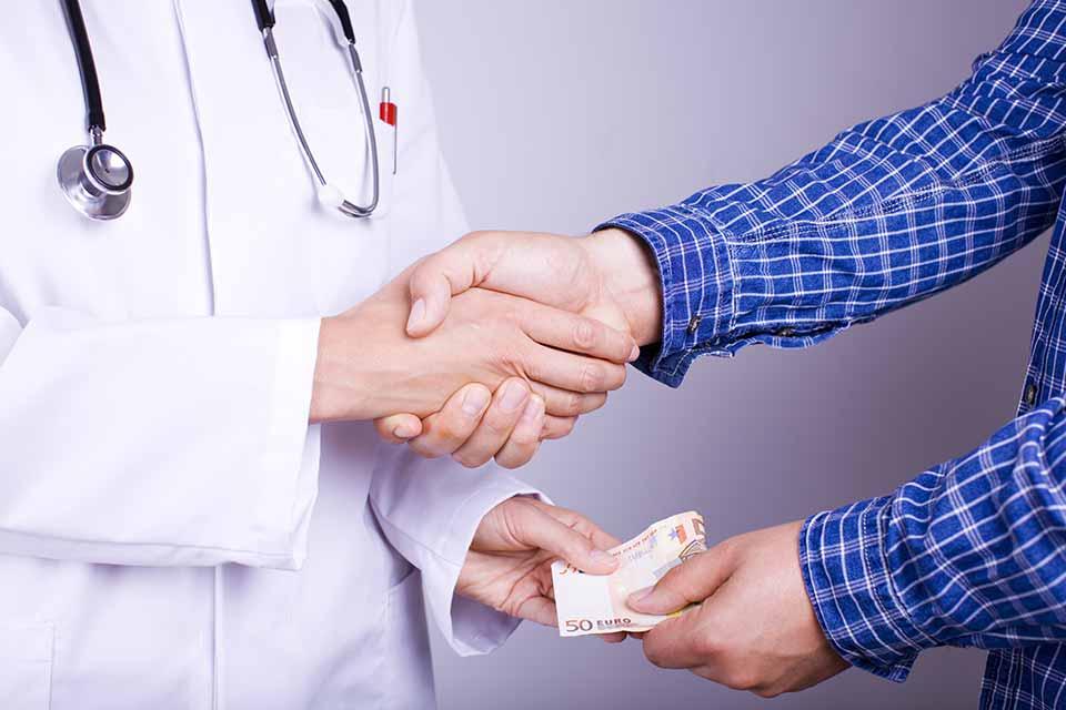 Der nächste Kontrolltermin beim Arzt ist abhängig vom Alter erst zwei bis drei Jahre später notwendig.