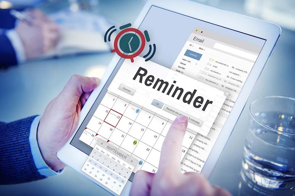 Am 30.9. jeden Jahres laufen für Steuerpflichtige bestimmte Fristen ab.